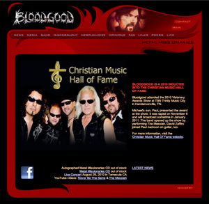 Bloodgood's Website